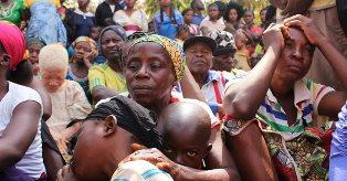 UNHCR: AUMENTA LA PREOCCUPAZIONE PER DONNE E BAMBINI IN FUGA DAL CAMERUN