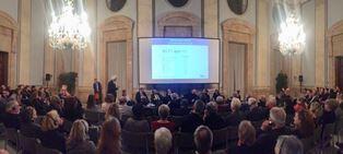 SETTIMANA DELLA CUCINA ITALIANA A BERLINO: IN AMBASCIATA IL CONEGLIANO VALDOBBIADENE PROSECCO SUPERIORE PROMUOVE LO STILE DI VITA ITALIANO