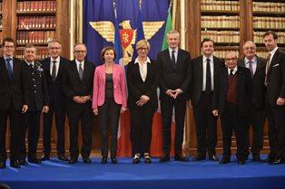COOPERAZIONE INDUSTRIALE: INCONTRO ITALIA E FRANCIA SU SETTORE NAVALE
