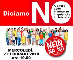 NO BILLAG: CONFERENZA IN SVIZZERA PER IL VOTO SUL CANONE