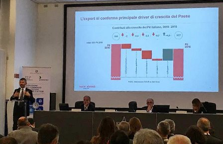 ICE-PROMETEIA: EXPORT E INVESTIMENTI IN ACCELERAZIONE