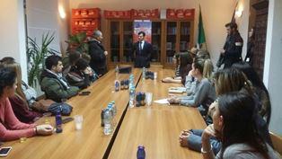 SARAJEVO: IN AMBASCIATA GLI STUDENTI UNIVERSITARI TORNATI DALLA SICILIA