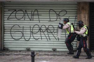 ALLARME CRIMINALITÀ IN VENEZUELA: +38,8%