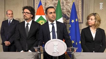 GOVERNO/ DI MAIO: SERVE PIÙ TEMPO