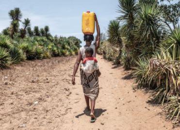 UNICEF: 1 bambino su 5 nel mondo non ha abbastanza acqua per soddisfare i suoi bisogni quotidiani