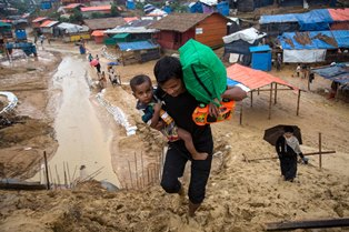 GIORNATA MONDIALE DEL RIFUGIATO/ UNICEF: 30 MILIONI DI BAMBINI SFOLLATI AL MONDO A CAUSA DI CONFLITTI