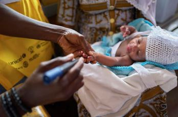 WORLD POLIO DAY/UNICEF: VACCINI A RISCHIO CAUSA DEL COVID-19