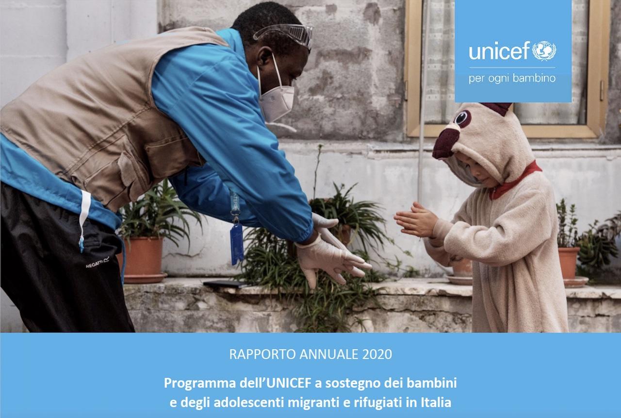 Nuovo Rapporto Migranti dell'UNICEF