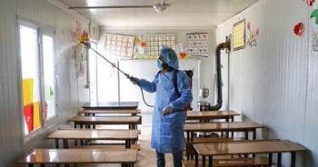 CORONAVIRUS/UNICEF: ISTRUZIONE INTERROTTA PER L'80% DEGLI STUDENTI DEL MONDO