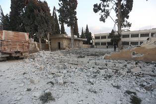 ALLARME UNICEF IN SIRIA: UCCISI 9 BAMBINI E 3 INSEGNANTI NELL'ATTACCO A SCUOLE E ASILI A IDLIB