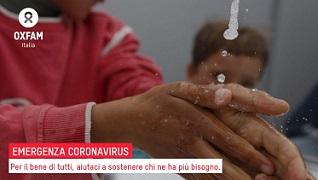 CORONAVIRUS/COMBATTERE LA DISUGUAGLIANZA PER SALVARCI DALLA PANDEMIA: L'APPELLO DI OXFAM