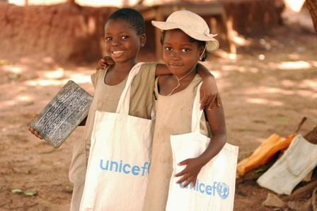 L'UNICEF DA 70 ANNI AL FIANCO DEI BAMBINI