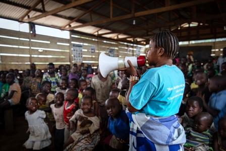 RDC/UNICEF: AGIRE PER CONTRASTARE UNA DRAMMATICA CRISI UMANITARIA
