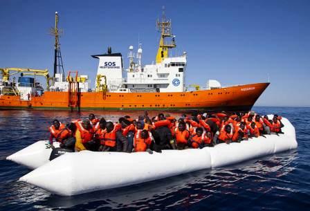 L'AQUARIUS SBARCA A MALTA: LA GRATITUDINE DELL'UNHCR