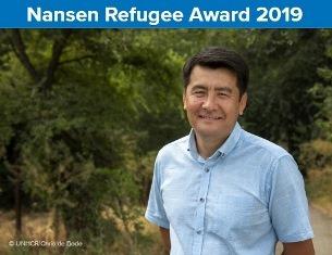 L'AVVOCATO KIRGHISO ASHUROV DIFENSORE DEI DIRITTI UMANI VINCE IL PREMIO NANSEN DELL'UNHCR