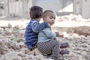 10 anni di guerra in Siria/UNICEF: i bambini sono appesi a un filo