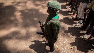 UNICEF: RILASCIATI 15 BAMBINI SOLDATO IN SUD SUDAN
