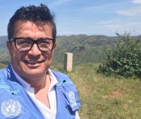 FELIPE CAMARGO NUOVO RAPPRESENTANTE DELL'UFFICIO REGIONALE PER IL SUD EUROPA DELL'UNHCR