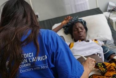 """""""L'AFRICA AL TEMPO DEL COVID-19:NASCERE DURANTE LA PANDEMIA"""": IL WEBINAR DI SIGO AOGOI E CUAMM"""