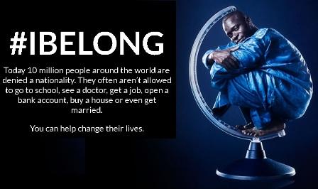 #IBELONG: BASTA ALL'APOLIDIA