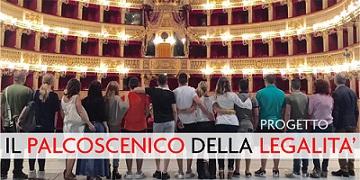 """""""IL CORAGGIO DI PARLARE"""": STORIE DI TESTIMONI DI GIUSTIZIA SULL'INEDITO PALCOSCENICO DELL"""