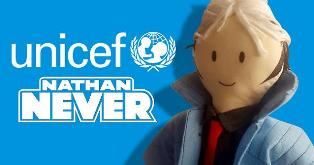 """UNICEF ITALIA AL LUCCA COMICS & GAMES 2019 PRESENTA LE SPECIALI """"PIGOTTE NATHAN NEVER"""" – LIMITED EDITION"""