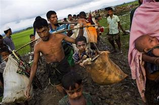 CAMPAGNA UNICEF-OMS PER VACCINARE 150.000 BAMBINI ROHINGYA IN BANGLADESH