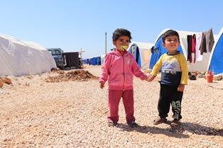 GUERRA E COVID IN SIRIA: OXFAM LANCIA L'ALLARME