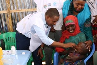 UNICEF: PIÙ CHE RADDOPPIATI I CASI DI MORBILLO NEL 2018