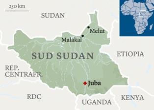 FAO/UNICEF/WFP: IN SUD SUDAN 6,35 MILIONI DI PERSONE NON HANNO CERTEZZA DI UN PASTO SICURO
