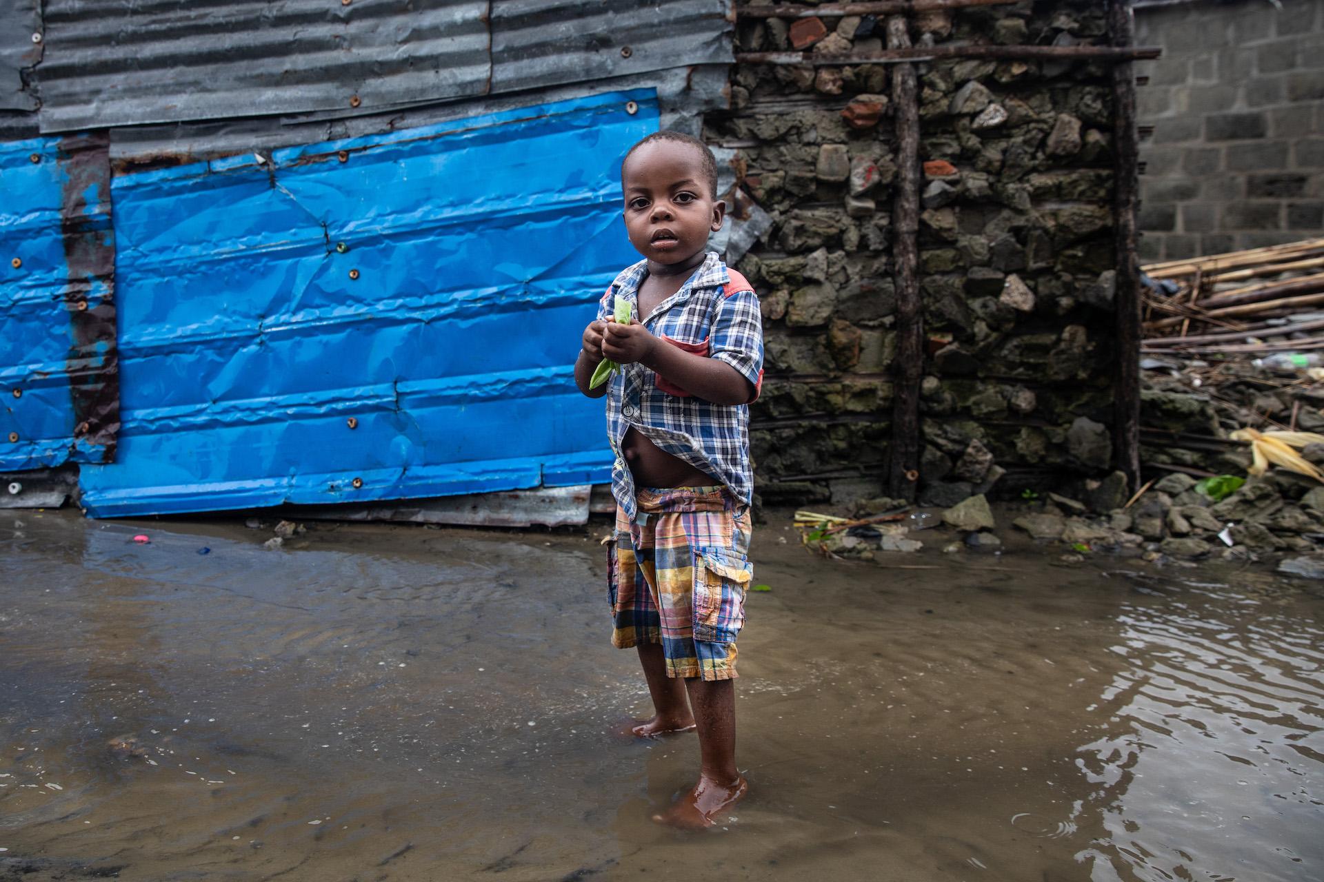 UNICEF: 90.000 bambini in Mozambico avranno bisogno di aiuto a causa del ciclone Eloise