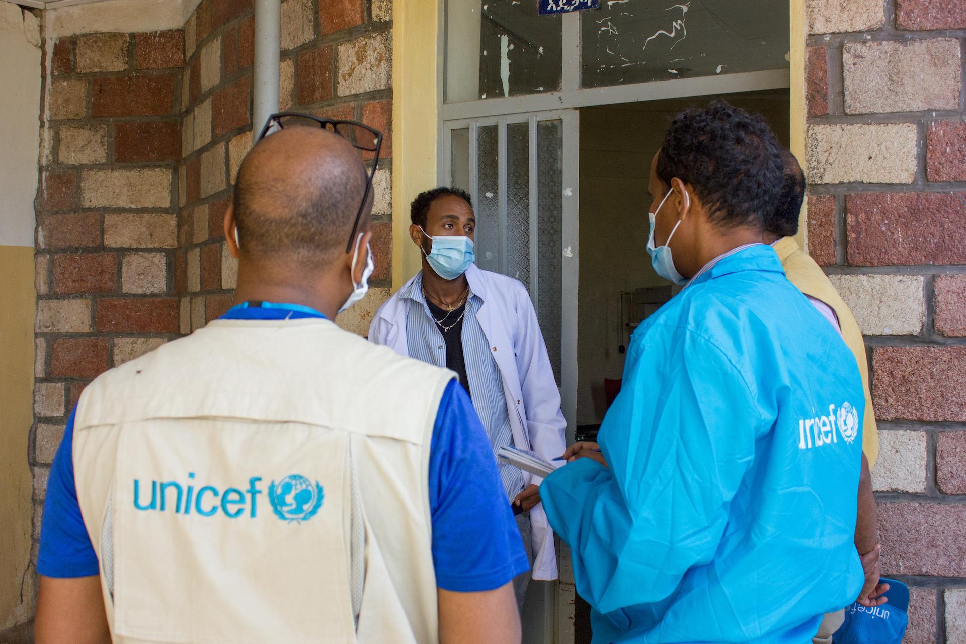 Unicef: dopo 6 mesi di crisi nel Tigray (Etiopia) oltre 1 milione di persone sfollate e grandi rischi per i bambini