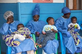 RD CONGO/ ALLARME UNICEF: PIÙ DI 500 BAMBINI SONO GIÀ MORTI PER L'EBOLA