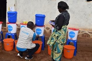 UNICEF SI MOBILITA IN RDC CONTRO EBOLA