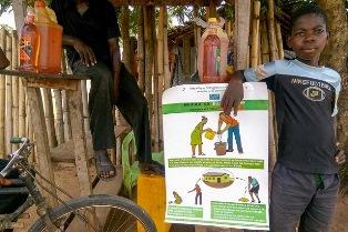 L'UNICEF MOBILITA CENTINAIA DI OPERATORI PER COMBATTERE EBOLA IN RD CONGO
