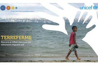 """""""TERREFERME"""": IL PROGETTO UNICEF-CNCA ENTRA NELLA FASE OPERATIVA - PRIMO AFFIDO DI UN RAGAZZO IN UNA FAMIGLIA DEL MILANESE"""
