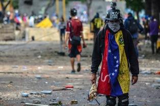 VENEZUELA: L'UNICEF INVITA AD EVITARE LA VIOLENZA