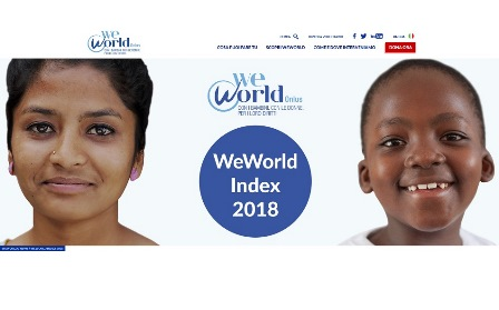 RAPPORTO WEWORLD INDEX 2018