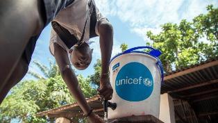 EBOLA: L'APPELLO DELL'UNICEF PER LA REPUBBLICA DEMOCRATICA DEL CONGO