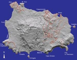UNO STUDIO ITALO SVIZZERO (INGV-UNIROMA3-UNIGE) SVELA LE CAUSE DEI TERREMOTI DELL'ISOLA D'ISCHIA