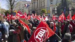 MADRID: L'AMBASCIATORE SANNINO INCONTRA I RAPPRESENTATI SINDACALI DI ENDESA