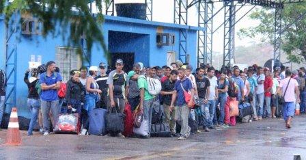 DALL'UNHCR NUOVE LINEE GUIDA PER LA PROTEZIONE DEI VENEZUELANI CHE LASCIANO IL PAESE