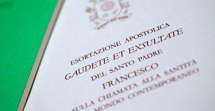 """L'ENCICLICA DI PAPA FRANCESCO """"GAUDETE ET EXULTATE"""" IN EDIZIONE SPECIALE"""