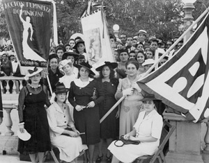 "IILA: ""LAS SUFRAGISTAS"" IL DOCUMENTARIO SUL MOVIMENTO SUFFRAGISTA IN REPUBBLICA DOMINICANA"