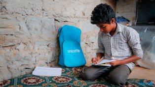 GARNIER SUPPORTA L'UNICEF PER AIUTARE BAMBINI IN SITUAZIONI DI EMERGENZA