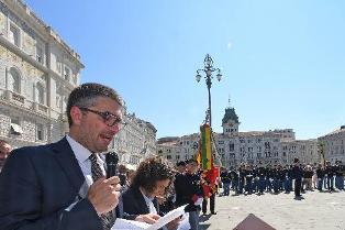 GRANDE GUERRA: IERI A TRIESTE L'INCONTRO ITALO AUSTRIACO DELLA PACE
