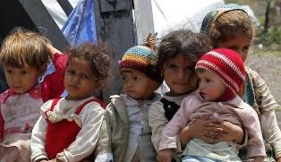 UNICEF: DAL 2015 IN YEMEN UCCISI QUASI 2.400 BAMBINI