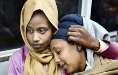 """""""VIAGGI DISPERATI"""": IL RAPPORTO UNHCR"""
