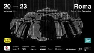 """""""VEDI I SUONI, ASCOLTA LE IMMAGINI"""": AL PALAZZO DELLE ESPOSIZIONI DI ROMA IL LIVE CINEMA FESTIVAL 2018"""