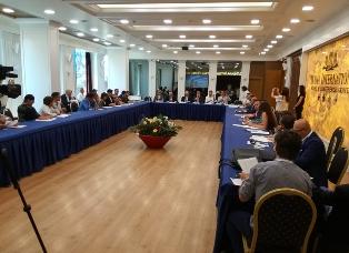 CONCLUSA LA MISSIONE DEL PRESIDENTE DELLA REGIONE MOLISE IN ALBANIA